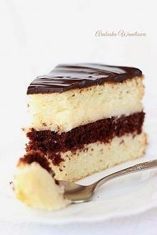 ciasto z kremem bostońskim