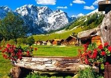 Szwajcaria. Puzzlowe inspiracje na wakacje. Po puzzle klikajcie w link w komentarzu. #puzzle, #układanka, #jigsaw, #podróże, #wakacje, #holiday, #travel, #summer, #Szwajcaria