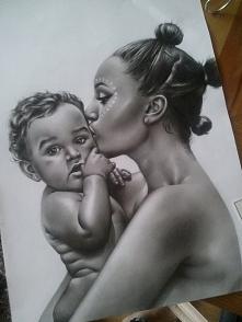 Zajmuję się rysowaniem portretów na zamówienie. Jest to wyjątkowy prezent na każdą okazję. Zainteresowanych proszę o kontakt mailowy: roksana.jurek@wp.pl