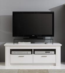 Biała szafka pod telewizor ...