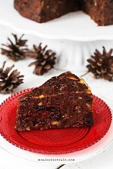 Daktylowe ciasto świąteczne...
