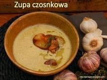 Zupa czosnkowa IV