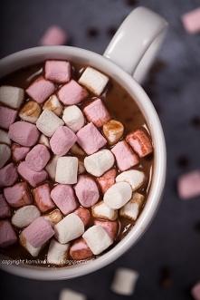 Gorąca czekolada z Nutellą ...