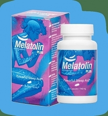 Melatolin Plus to naturalny suplement diety, który wspomaga problemy z bezsen...