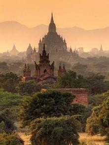 Bagan in Mayanmar