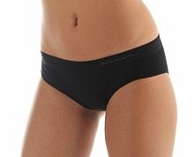 Brubeck Figi damskie Comfort Wool czarne r. M (HI10070)
