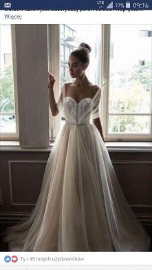 Czy ktoś wie cokolwiek o tej sukni?