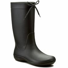 Kalosze CROCS - Freesail Rain Boot 203541 Black
