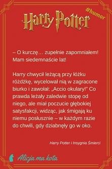 Cytat Harry Potter