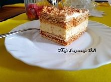 Ciasto kinder bueno z krówką
