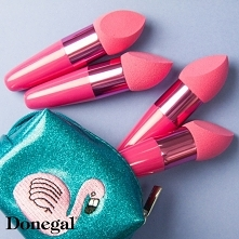 Flamingo is my new pink.  Beauty by Donegal