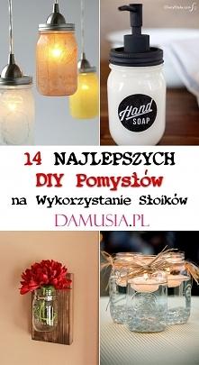 14 Najlepszych DIY Pomysłów...