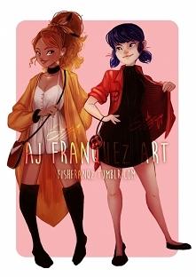 Alya i Marienette w liso bi...