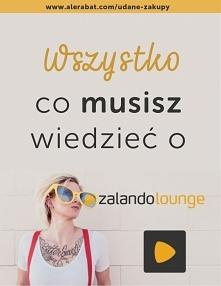 Wszystko co musisz wiedzieć o Zalando Lounge, tanie zakupy z najlepszymi markami!