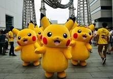 Pikachu Explosion, Yokohama, Japan