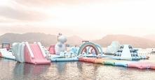 Unicorn island, Inflatable Island, Philippines
