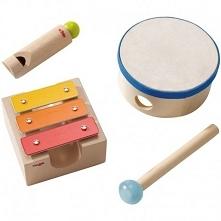 Witajcie:)   Na pogodę i nie na pogodę:)  Instrumenty Haba 5998 - mały zestaw...