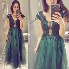 Sukienka Lucky dots rozmiar S sprzedam