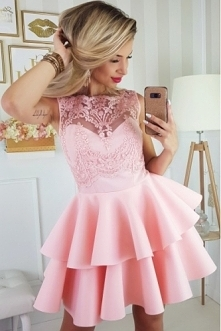 NOWOŚĆ ! Cudowna sukienka z...