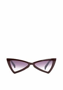 Bordowe Okulary Vanilla Bean
