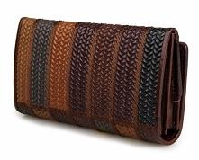 SKÓRZANY PORTFEL DAMSKI  Niebanalny design wraz z najnowszymi trendami i aktualną modą. Wysoka jakość wykorzystywanych materiałów oraz niezwykła staranność wykonania - to cechy,...