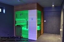 Nowoczesna sauna Design. Pr...