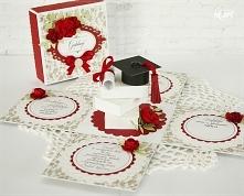 Gratulacje z okazji ukończenia studiów :)