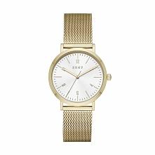 Zegarek DKNY - Minetta NY2742 Gold/Gold