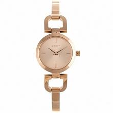 Zegarek DKNY - Reade NY8542 Rose Gold/Rose Gold