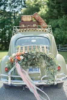 Takim pojadę do ślubu gdy przyjdzie czas...na górze widzę dużo ptaków ozdobny...