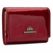 Mały Portfel Damski WITTCHEN - 25-1-070-3 Czerwony