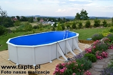 Basen ogrodowy z oferty TAPIS.PL