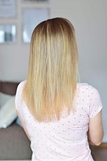 Nowa fryzura, zabieg Olaple...