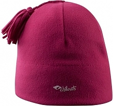 CHILLOUTS Czapka damska Freeze Fleece Pom Hat FPH08 różowa (CHI-3851)