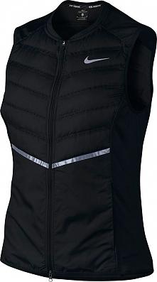 Nike Bezrękawnik damski Aeroloft Vest kolor czarny r. S (799849 010)