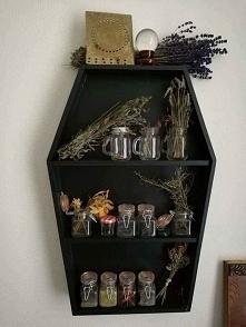 herb coffin