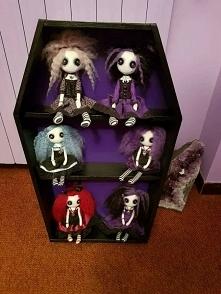 coffin dolls