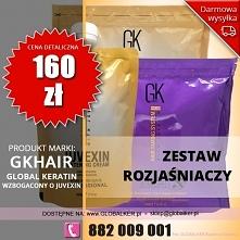 Global Keratin GK Hair rozj...