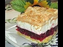 Ciasto Malinowa chmurka-naj...
