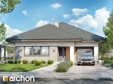 Projekt domu Dom w lilakach 8