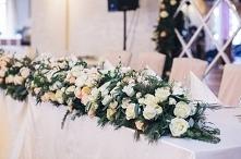 Obowiązkowo świeże kwiaty :)
