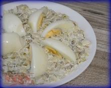Jajka w sosie tatarskim - można je zaserwować nie tylko na wielkanocny stół, ...