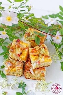 Ciasto z kaszy manny - Wypieki Beaty