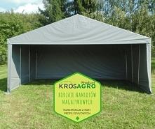 ✅ Rodzaje namiotów magazynowych  ➡️ Tym razem w artykule Krosagro opowiemy o...