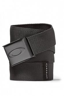 Oakley Pasek Ellipse Web Belt Blackout