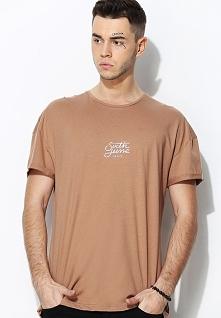Ciemnobeżowa Koszulka Lackaday