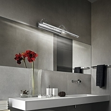 Kinkiet lampa ścienna MIRROR-10 AP4 CROMO Chrom Kinkiet to idealny sposób na ...