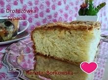 Renata Borkowska LewikKuźnia talentów kulinarnych 14 maja ·    Dzisiaj u mnie , chyba już wszystkim znana ale pyszna , drożdżówka sypana .  4, 5 szkl. mąki pszennej 3/4 szkl. c...