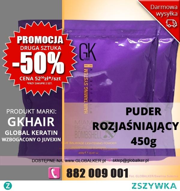 Global Keratin GK Hair puder rozjaśniający miami beach bombshell 500g lightening powder - sklep warszawa PROMOCJA  cena 70zł (wysyłka UPS od 9zł darmowa wysyłka od 99zł) Promocja 2 sztuka -50%  GLOBALKER® Polska więcej infromacji: +48.882.009.001 globalker.pl