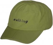 Viking Czapka męska Softshell zielona r. 60 (235/12/2025)
